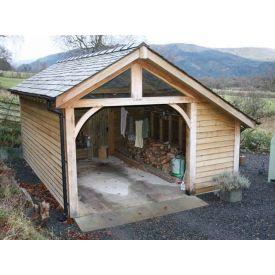 Garage 3 Wood
